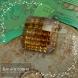 Натуральный медово-коричневый дымчатый кварц (раухтопаз) из Бразилии огранка Процессор 14,96x14,93мм 13,45 карат (Драгоценный камень)